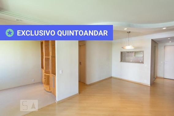 Apartamento No 8º Andar Com 2 Dormitórios E 2 Garagens - Id: 892975193 - 275193