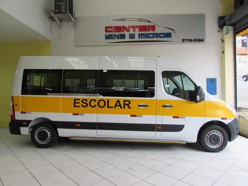 Renault Master Escolar 0 Km Branca