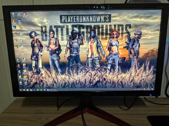 Monitor Gamer Acer Kg241q 23.6 Fullhd 144hz 1ms