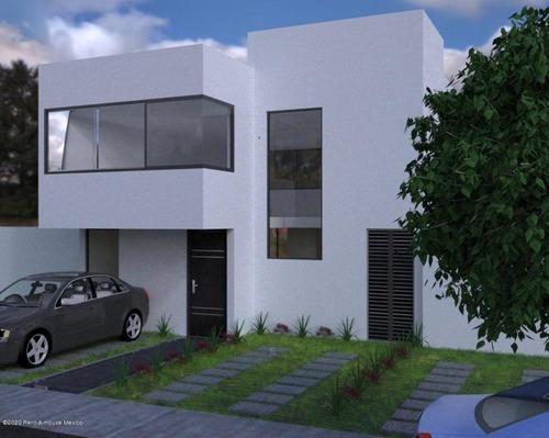 Casa En Venta En Zakia, El Marques, Rah-mx-20-2432