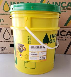 Aceite Diesel 50 Maxima Presion Paila 19 Litros Inca Cf50