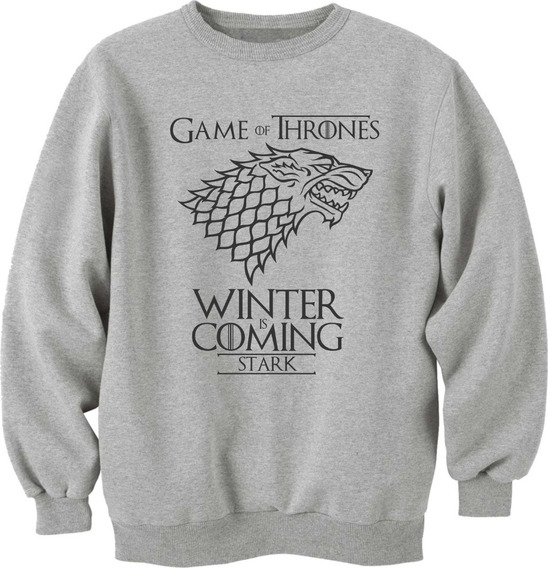 Sudadera Game Of Thrones Stark Winter Is Coming