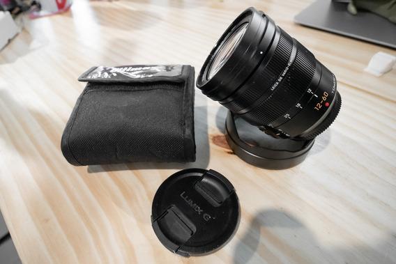 Panasonic Leica 12-60 2.8-4 Gh5 G9 Gx85 Olympus