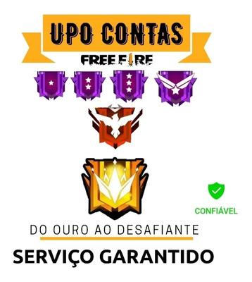 Upo Contas Free Fire Preço Justo