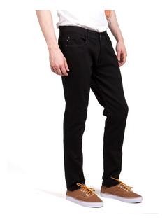 Pantalon Hombre Rusty Bassel Black