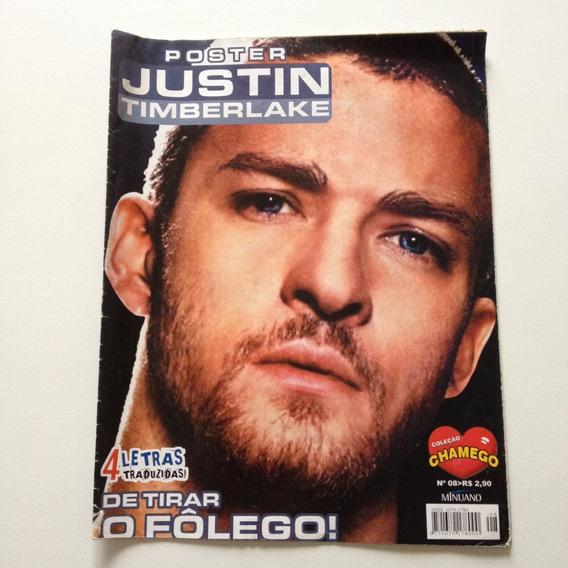 Pôster Justin Timberlake F622