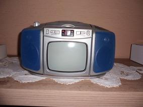 Vendo Radio Portatil Com Tv