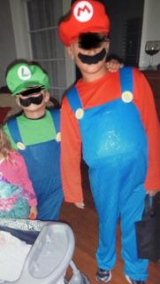 Fantasias Mario E Luigi