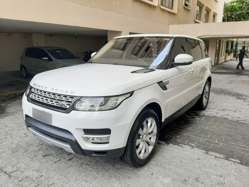 Land Rover Range Rover Sport 5.0 V8 Hse Dynamic Supercharged
