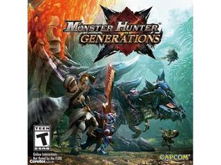 Monster Hunter Generations 3ds En Gordito Coleccionables
