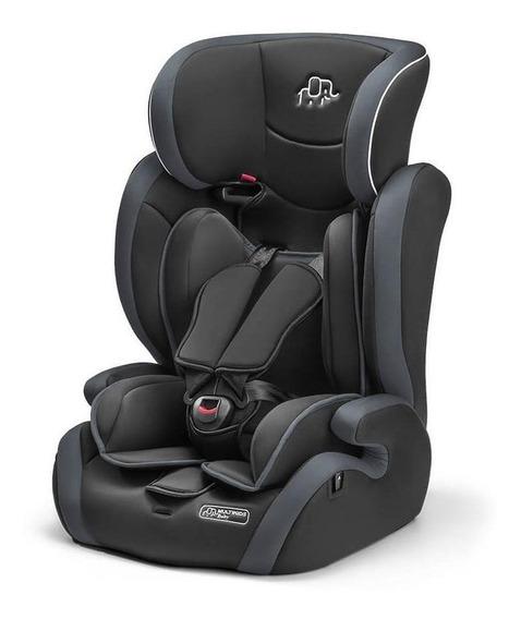 Cadeira para carro Multikids Baby Elite Cinza