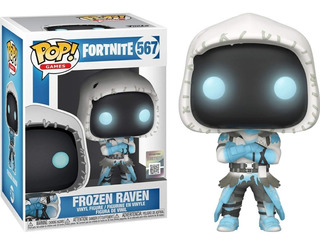Funko Pop Fortnite Frozen Raven