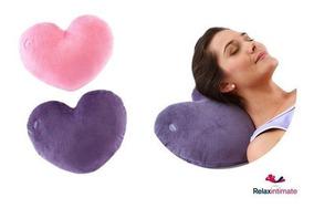 Coração Massageador Pelúcia Presente Dia Dos Namorados Amor
