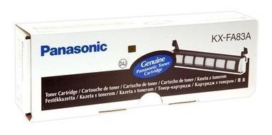 Toner Original Panasonic Kx-fa83a - Novo Lacrado