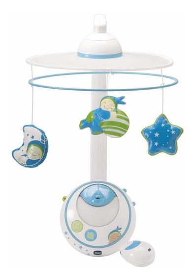 Mobile Magia Das Estrelas Azul Chicco