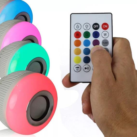 Lâmpada Retro Led Rgb Caixa De Som Bluetooth Controle Oferta Especial Liquidação Promoção Melhor Preço Ofertaço Barato