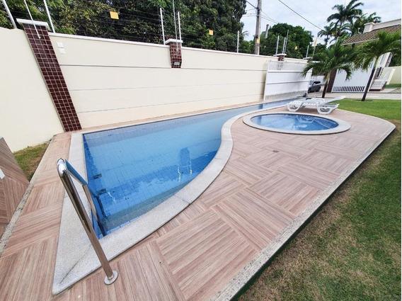 Casa Em Lagoa Redonda, Fortaleza/ce De 96m² 3 Quartos À Venda Por R$ 230.000,00 - Ca391418