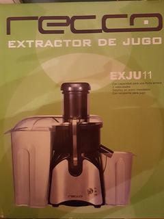 Extractor De Jugos Recco Exju 11