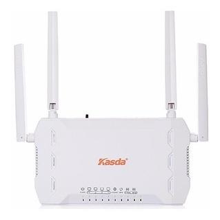 Kasda Router Inalambrico Ka-kw6515 Ac1200 Dualband 4 Antenas