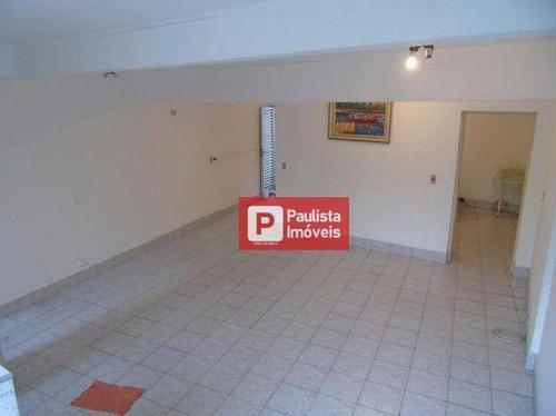 Sobrado Com 3 Dormitórios À Venda, 138 M² - Campo Grande - São Paulo/sp - So0929