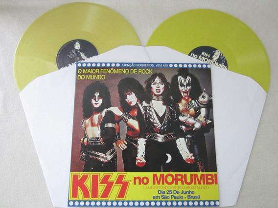 Kiss Lp Ao Vivo 1983 Brasil Morumbi Unico Vinil Lacrado