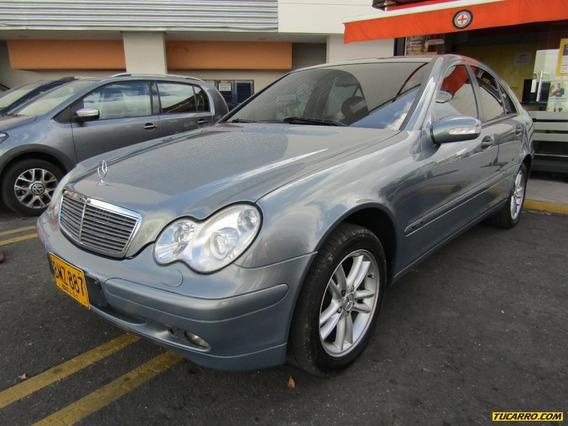 Mercedes Benz Clase C C 180 Kompressor