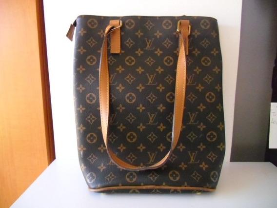 Bolso Cartera Louis Vuitton Mide 34x29x11 Marron