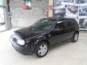 Volkswagen Golf 2.0 Highline 2001 Color Negro Impecable !!!