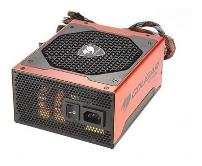 Fonte Cougar Atx 1000w Real 3722-4 Cmx + Nfe