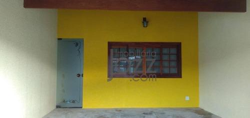 Casa Com 2 Dormitórios À Venda, 112 M² Por R$ 240.000,00 - Jardim Dos Ipês - Sumaré/sp - Ca7031