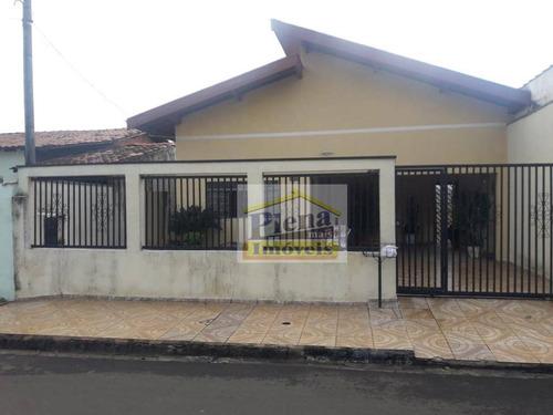 Casa Com 2 Dormitórios À Venda, 230 M² - Loteamento Remanso Campineiro - Hortolândia/sp - Ca1229
