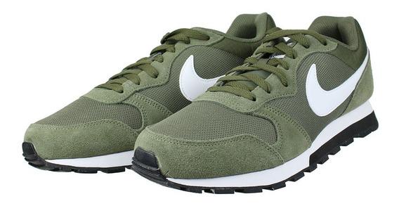 Zapatillas Nike Md Runner 2 Urbanas Hombre Retro 749794-204