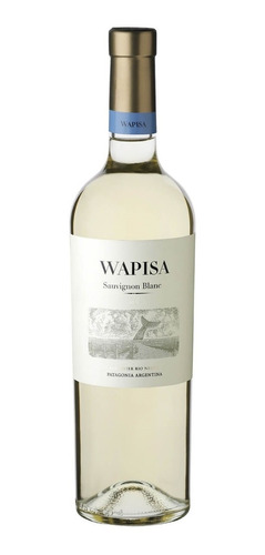 Imagen 1 de 2 de Wapisa Sauvignon Blanc ( Patagonia Atlántica )