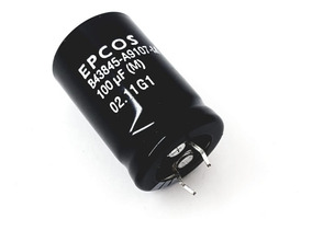 Capacitor Snap-in Epcos 100uf X 400v 020x35mm