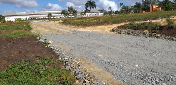 Solares En Residencial, Con Facilidad De Pago.