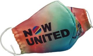 Máscara De Proteção Personalizada Now United