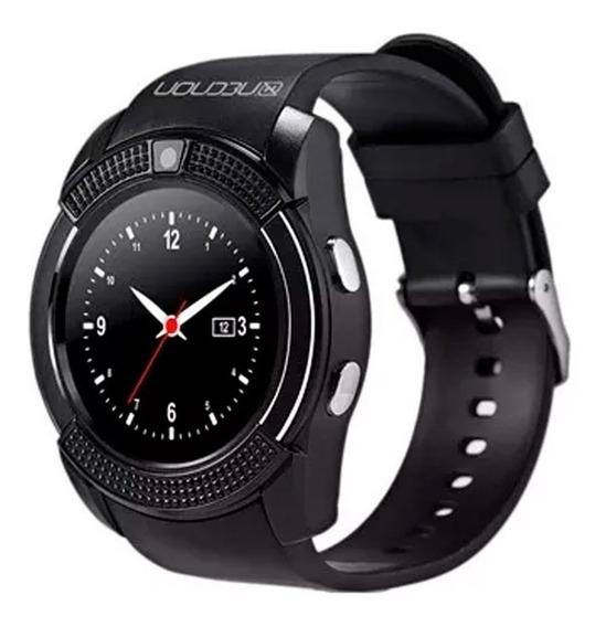 Smart Watch Bluetooth Tarjeta Sim Llamadas 3g3t Bk Necnon