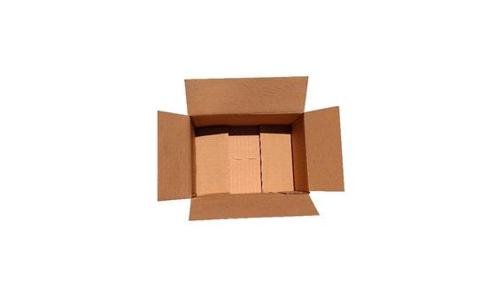 50 Caixas De Papelão 16 X 11 X 10 Tipo 0 G Correio Pac Sedex