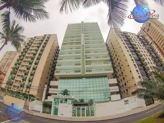 Cobertura Duplex 2 Dormitórios Sendo 1 Suíte, Campo Da Aviação, Praia Grande. - Co0007