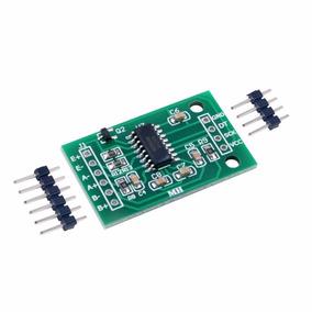 Célula De Carga 5 Kg - Sensor De Peso + Placa Hx711 Novo