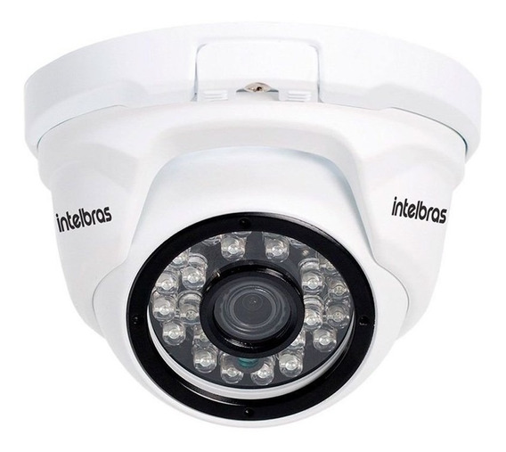 Vip 1120 D G2 - Câmera Ip Mini Dome Hd 720p 30fps, Lente 2.8