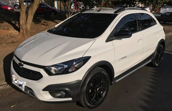 Chevrolet Onix Activ Hatch 1.4 8v Flex Automático 2018/2019