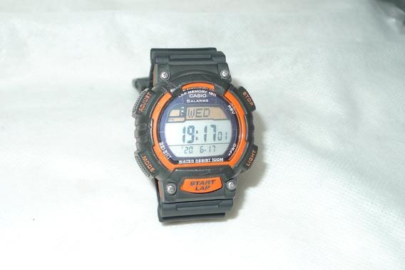 Relógio Casio G Shock Digital Stl-s100h-4avdf Solar