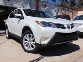 Toyota Rav4 2.5 Limited Platinum At Awd 2015