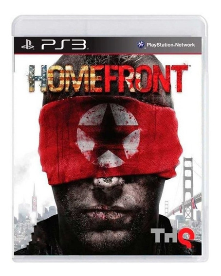 Game - Homefront - Ps3