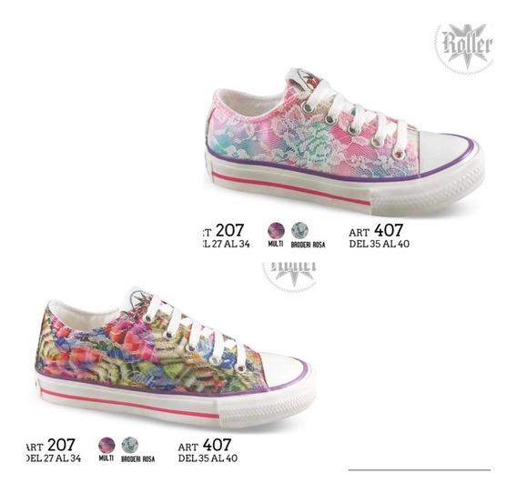 Zapatillas Urbanas Mujer Promocion! Ultimas En 39.