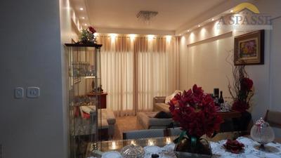 Apartamento Com 3 Dormitórios Para Alugar, 105 M² Por R$ 1.600/mês - Ap0268