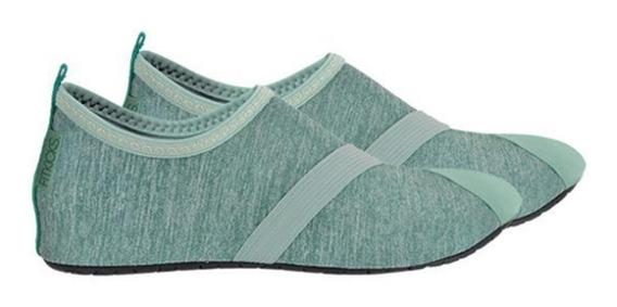Zapatos Deportivos Y Acuaticos.dama. Live Well-verde- T-gde