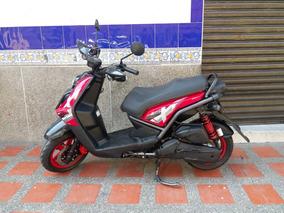 Yamaha Bws X 2014 Guardada Papeles Nuevos Para Estrenar
