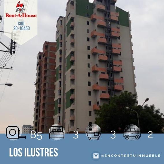 Apartamento En Venta En Maracay, Los Ilustres 20-16453 Scp